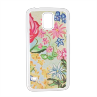 New Flowers Cover Samsung galaxy s5