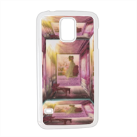 Butterfly Cover Cover Samsung galaxy s5