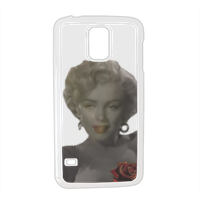 Marilyn Portrait Cover Samsung galaxy s5