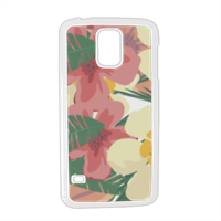Fantasia floreale Cover Samsung galaxy s5