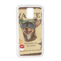Wanted Rambo Dog Cover Samsung galaxy s5