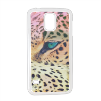 Leopard Cover Samsung galaxy s5
