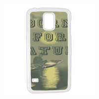 Born for Nature Cover Samsung galaxy s5