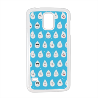 01 gocce Cover Samsung galaxy s5