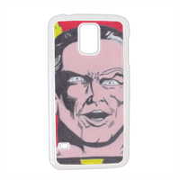 BLACK ADAM Cover Samsung galaxy s5