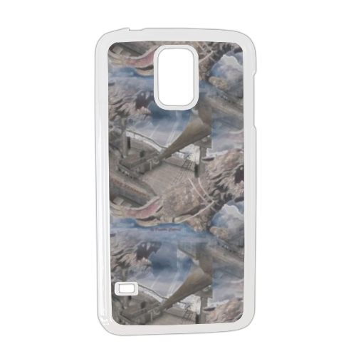 Lyon Rampant Cover Cover Samsung galaxy s5