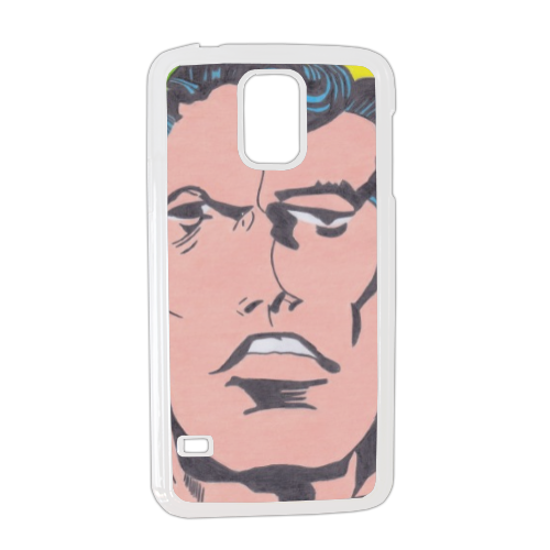 SUPERMAN 2014 Cover Samsung galaxy s5