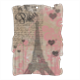 Shabby Chic Paris Pergamena in masonite