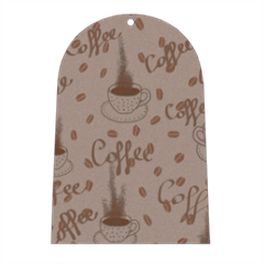coffee Campana in masonite