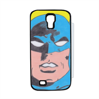 BATMAN 2014 Flip cover Samsung Galaxy S4