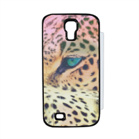 Leopard Flip cover Samsung Galaxy S4