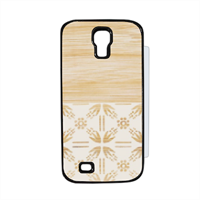 Bamboo and Japan Flip cover Samsung Galaxy S4