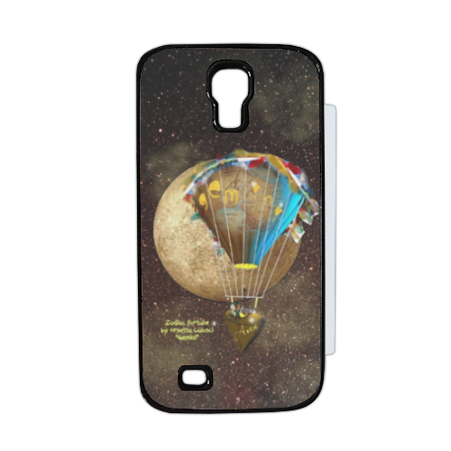 Zodiac Fortune Gem Flip cover Samsung Galaxy S4