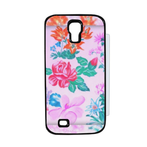 Flowers Flip cover Samsung Galaxy S4