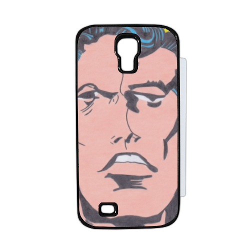 SUPERMAN 2014 Flip cover Samsung Galaxy S4