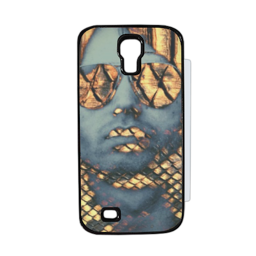 Not to touch the earth Flip cover Samsung Galaxy S4