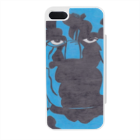 PANTERA NERA Flip sportello laterale iPhone5