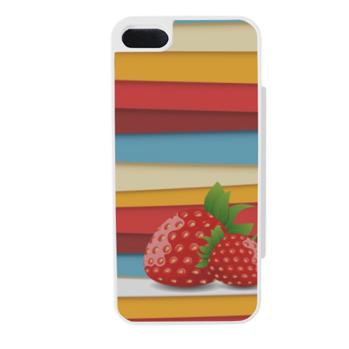 Frutta Flip sportello laterale iPhone5
