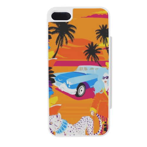Rich Summer  Flip sportello laterale iPhone5
