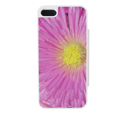 Fuchsia Flip sportello laterale iPhone5