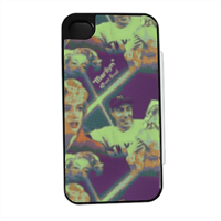 Marilyn stile Warhol Flip sportello laterale iPhone4