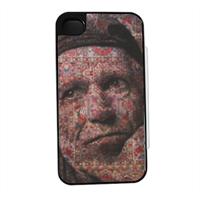 Keith Richards Flip sportello laterale iPhone4