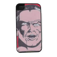 BLACK ADAM Flip sportello laterale iPhone4