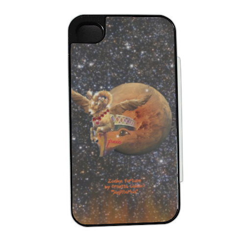 Zodiac Fortune Ari Flip sportello laterale iPhone4