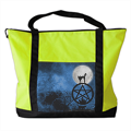 A cat on the moon Borsa personalizzata multiuso