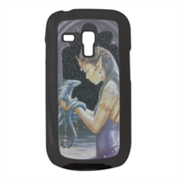 Dragon woman Cover Samsung galaxy s3 mini