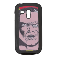 BLACK ADAM Cover Samsung galaxy s3 mini
