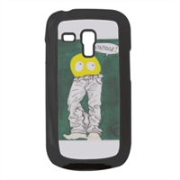 Vintage Boy Cover Samsung galaxy s3 mini