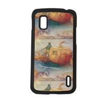 Carrozza veneziana cover Cover Google Nexus 4