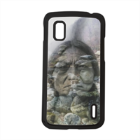 Sitting Bull Hero one Cover Google Nexus 4