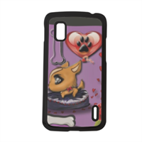 Collana I Love My Dog Cover Google Nexus 4