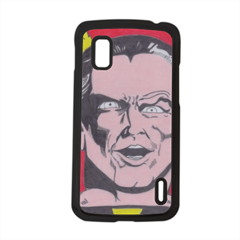 BLACK ADAM Cover Google Nexus 4