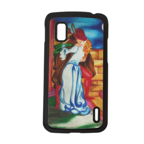 Bacio di Hayez Cover Google Nexus 4
