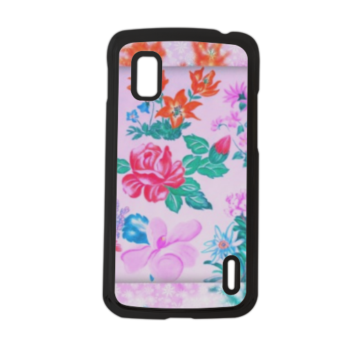Flowers Cover Google Nexus 4