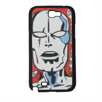 SILVER SURFER 2012 Cover Samsung galaxy note 2