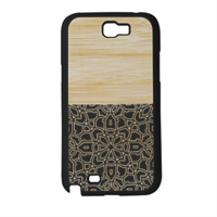 Bamboo Gothic Cover Samsung galaxy note 2
