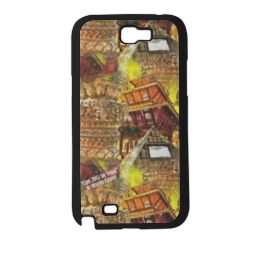 Nepal Padiglione Expo 2 Cover Samsung galaxy note 2