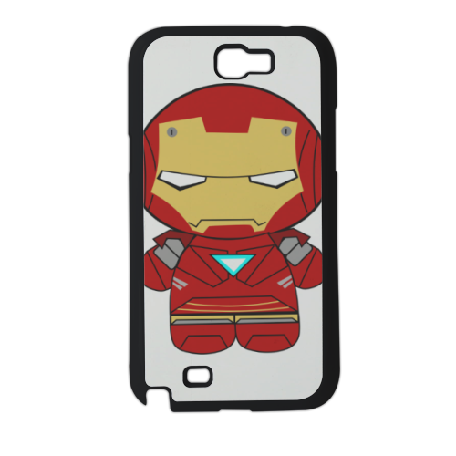 Team Ironman Cover Samsung galaxy note 2