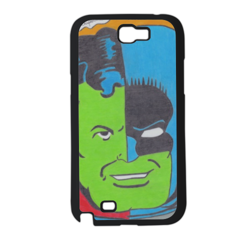 THE COMPOSITE SUPERMAN Cover Samsung galaxy note 2