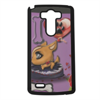 Collana I Love My Dog Cover LG G3
