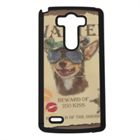 Wanted Rambo Dog Cover LG G3