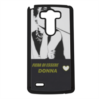 Fiera di essere donna Cover LG G3