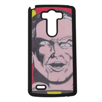 BLACK ADAM Cover LG G3