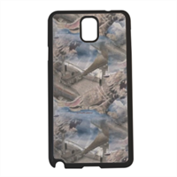 Lyon Rampant Cover Cover Samsung Galaxy note 3