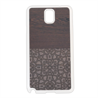 Wenge and Gothic Cover Samsung Galaxy note 3