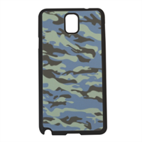 Blue camouflage  Cover Samsung Galaxy note 3